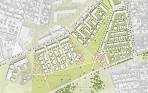 Städtebaulicher Wettbewerb Buckower Felder