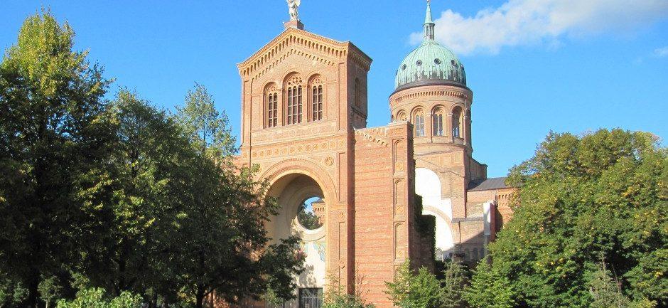 Städtebaulicher Denkmalschutz - Förderprojekt Michaelkirche und Michaelkirchplatz im Fördergebiet Luisenstadt