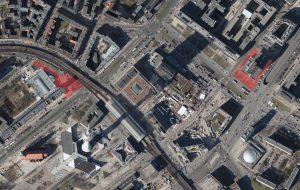 """Wettbewerbsverfahren """"Satellitenplätze im Umfeld des Alexanderplatzes"""""""